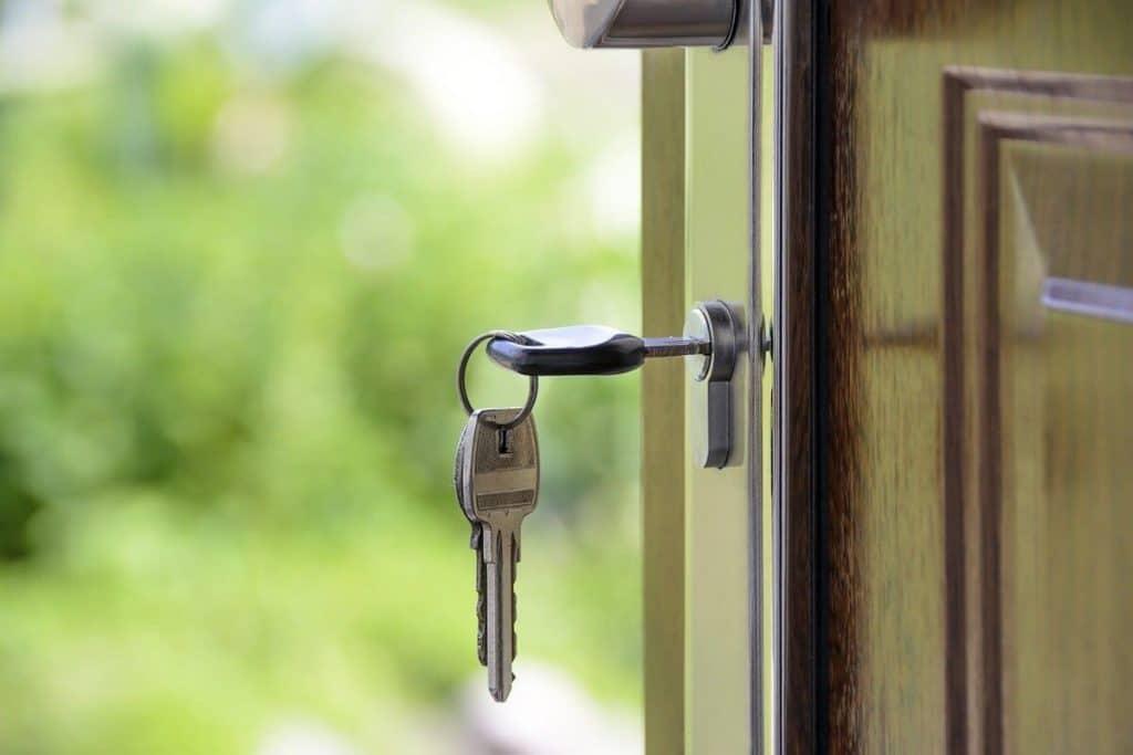 Les clés d'un logement