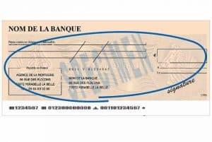 vérifier le chèque de banque
